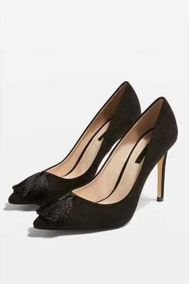Topshop GUMBO Tassel Court Shoes