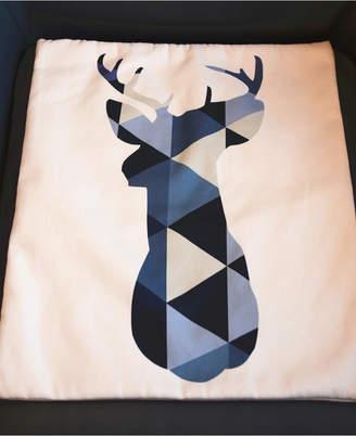 Outdoor Pillow Shell - Animal Print - Deer