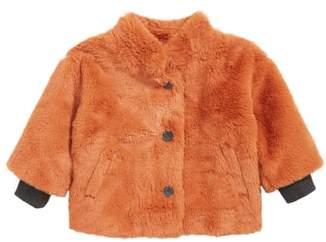 Stem Faux Fur Jacket