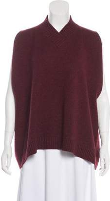 eskandar Cashmere Sleeveless Sweater