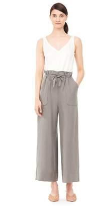 Rebecca Taylor Slub Linen Pant