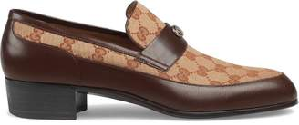 Gucci Original GG loafers with Team motif