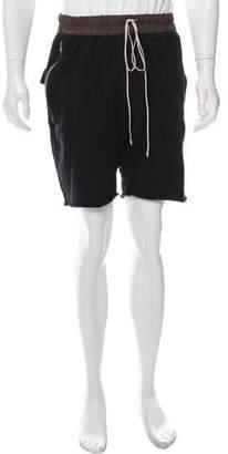 Fear Of God 2016 Drop Crotch Jogger Shorts