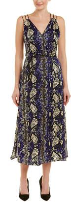 Karen Millen Silk Maxi Dress