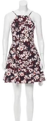Black Halo Raina Floral Dress w/ Tags