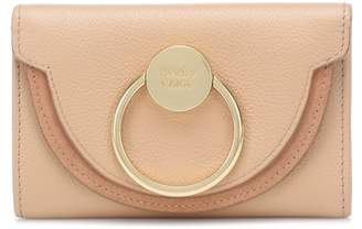 See by Chloe Embellished leather wallet