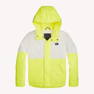 Tommy Hilfiger Neon Hooded Jacket