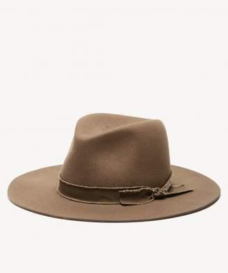 Sole Society Wool Felt Panama Hat