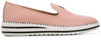 Giuseppe Zanotti Design Tim platform loafers