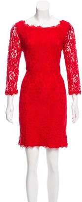 Diane von Furstenberg Zarita Lace Dress w/ Tags