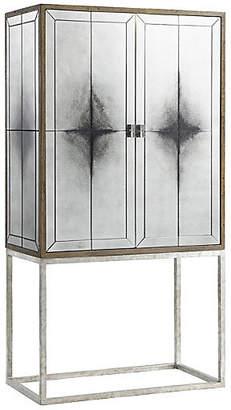 Theodore Alexander Ayr Bar Cabinet - Smoke