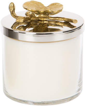 Michael Aram Golden Orchid Candle