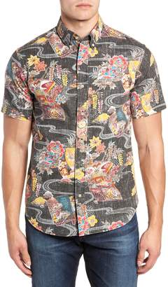 Reyn Spooner Mizu No Kokoro Regular Fit Sport Shirt