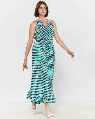 Diane von Furstenberg Sally Maxi Dress