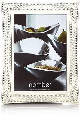 Nambe Beaded Frame, 5 x 7