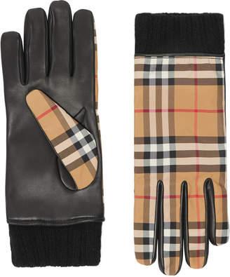 42d70bb94bbf3 Burberry Men's Gloves - ShopStyle