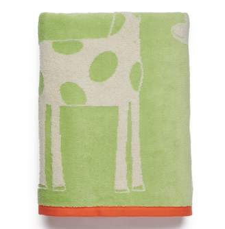 Kassatex Kassa Kids Jungle Bath Towel