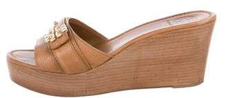 Tory Burch Platform Slide Sandals