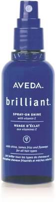 Aveda Brilliant TM Spray-On Shine