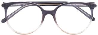 Chloé Eyewear gradient-effect round glasses