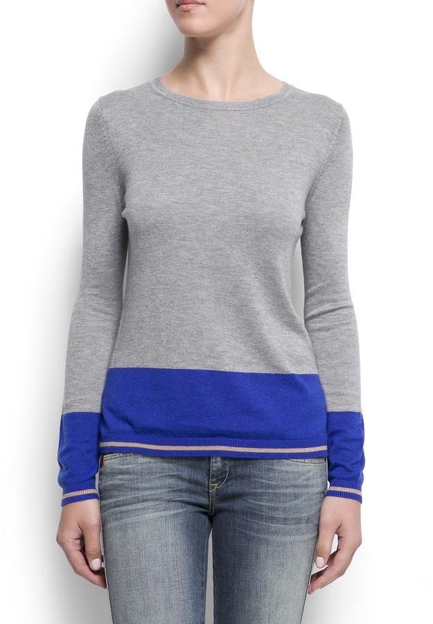 MANGO Merino wool jumper