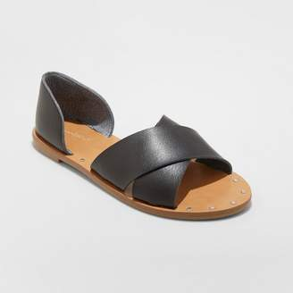 Universal Thread Women's Lois Crossband Sandals