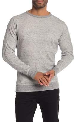 Diesel Solid Pullover Sweatshirt