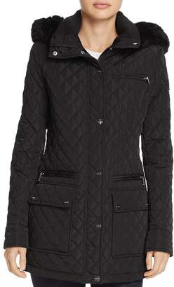 d4ada1f75 Calvin Klein Quilted Coat - ShopStyle