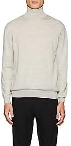 Lanvin Men's Wool Turtleneck Sweater - Ivorybone