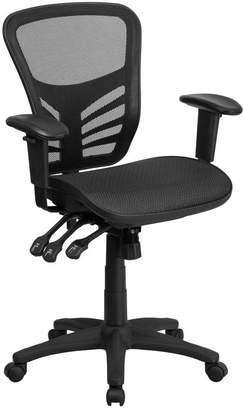 Symple Stuff Wyona Mid-Back Mesh Desk Chair