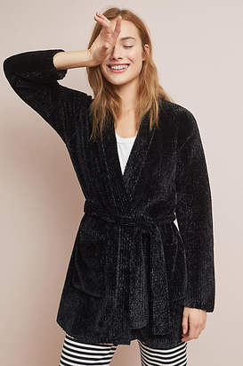 Cloth & Stone Belted Chenille Cardigan