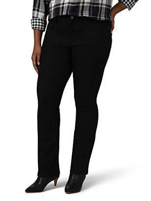 Lee Indigo Women's Plus Size Midrise Bootcut Jean