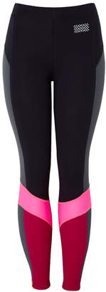 Monreal London Energy Color-Block Leggings