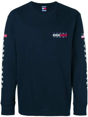 Tommy Jeans Expedition print T-shirt