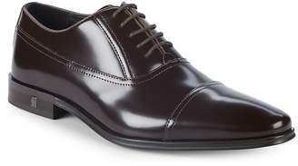 Versace Men's Patent Leather Oxfords