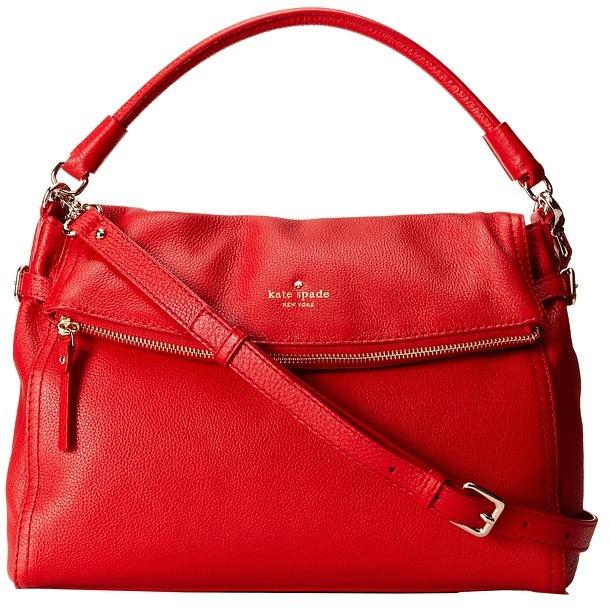 Kate Spade Cobble Hill Little Minka Satchel Handbags