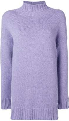 Pringle turtleneck long length sweater