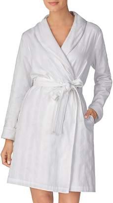 7f5eb3bee Ralph Lauren Shawl Collar Cotton Terry Short Robe