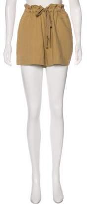 Ulla Johnson High-Rise Mini Shorts w/ Tags