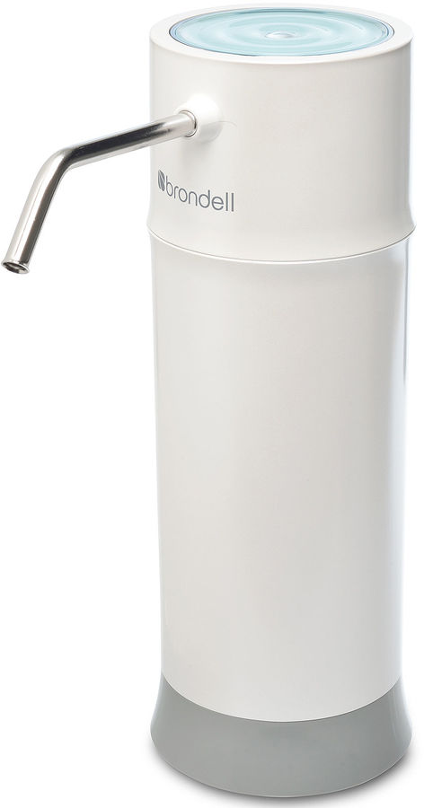 BRONDELL Brondell H2O+ Pearl Countertop Water Filter System