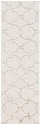 Loloi Rugs Textural Geometric Patterned Wool Runner