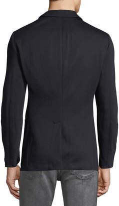 Theory Men's Clinton Wool Interlock Jacket