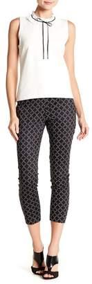 Amanda & Chelsea Patterned Crop Pants