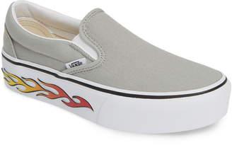 a55a91a271f08a Vans Platform Slip-On Sneaker