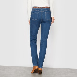 Anne Weyburn Slim Fit Push-Up Jeans, Length 30.5""
