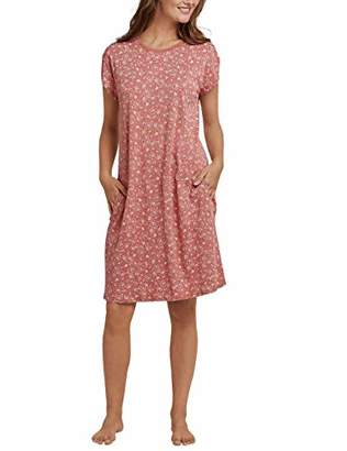 Schiesser Women's Sleepshirt 1/2 Arm, 90cm Nightie,(Size: 044)