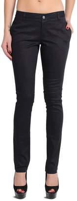 Dickies TheMogan Women's Lowrider Slant Pocket Skinny Pants - 0