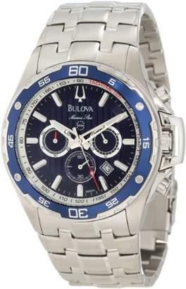 Bulova Men's 98B163 Marine Star Watch