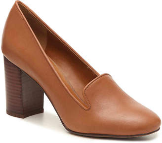 47e024e665e Franco Sarto Block Heel Pumps - ShopStyle