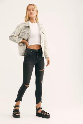 We The Free Sunny Mid-Rise Skinny Jeans